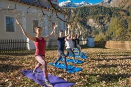 Yoga am Kraftplatz - Yoga Auszeit mit Harriet