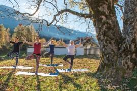 Yoga Auszeit mit Harriet